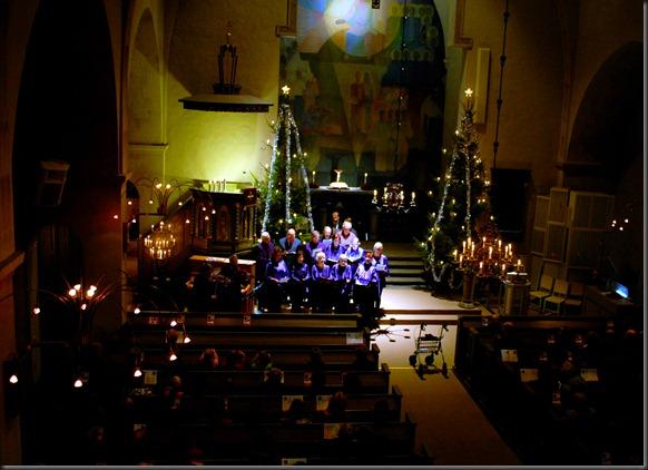 kauneimmat joululaulut  Noormarkun kirkko 028
