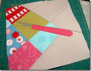 Block by A Simple Life Quilts