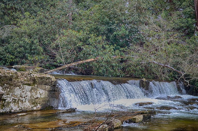 coker creek falls-