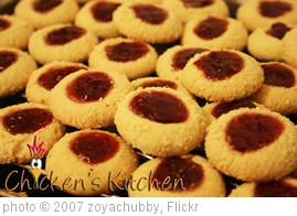 'Thumbprint cookies - Old Xmas Collections' photo (c) 2007, zoyachubby - license: http://creativecommons.org/licenses/by-nd/2.0/