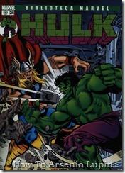 P00034 - Biblioteca Marvel - Hulk #34