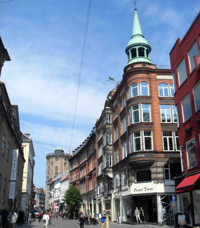 Formiddag i Københavns City
