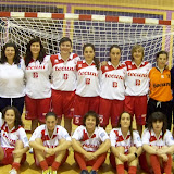 EQUIPO FEMENINO DE LA DIVISION DE PLATA FEMENINA