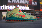 nike lebron 9 low pe lebronold palmer 4 02 Nike LeBron 9 Low LeBronold Palmer Alternate   Inverted Sample