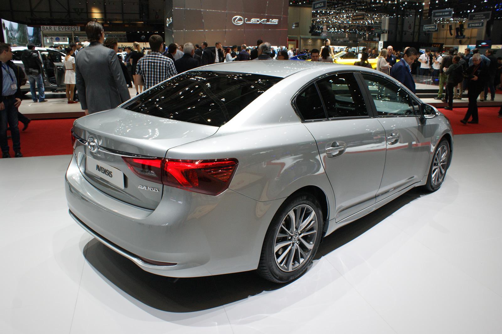 AUTO.RIA – Новое авто Тойота Avensis (Toyota Avensis), 1.8 ...