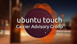 Ubuntu Touch Carrier Advisory Group