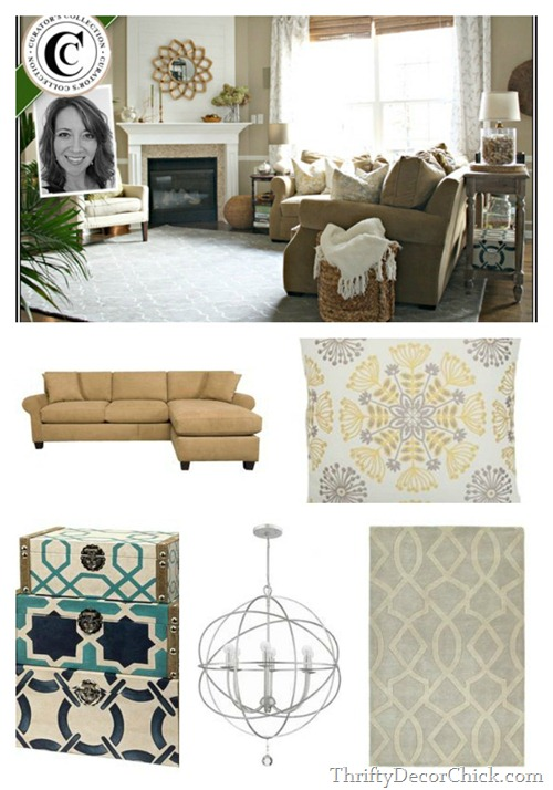 Curated sale at joss main from thrifty decor chick Home decor joss and main