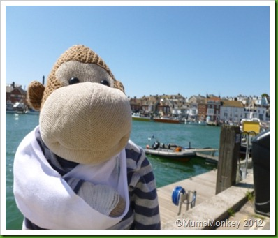 weymouth quay..