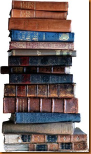 stackof books