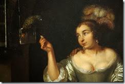 Caspar_Netscher_-_A_Lady_with_a_Parrot_and_a_Gentleman_with_a_Monkey_(1664)_detail_01