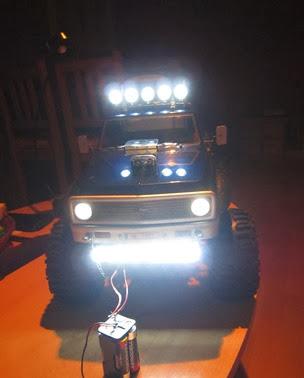 Chevy mit MEHR Licht (1)