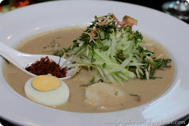 Kelantan Delight Laksam