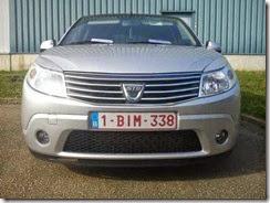 Dacia Sandero gepimpt 01