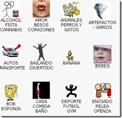 Emoticonos messenger con movimiento gratis