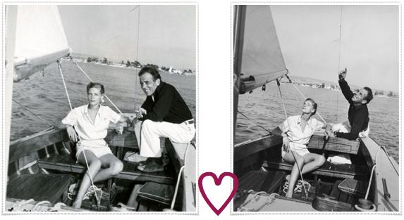 Bacall  Bogart