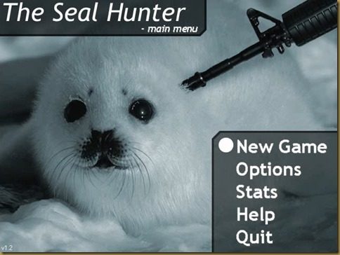 The Seal Hunter タイトル