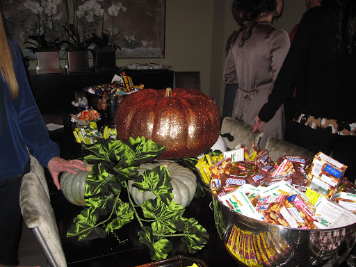 One more photo of the candy buffet.