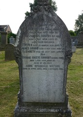 kinmont grave, errol