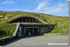 Centro de Visitantes - Cliffs of Moher - Irlanda