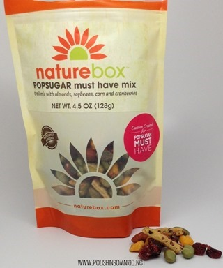 NatureBox POPSUGAR Must Have Mix