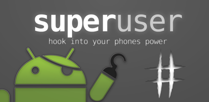 superuser root