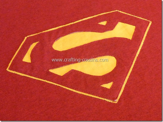 Tee Shirt Cape Tutorial by the Crafty Cousins (11)
