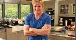 Cucina con gordon ramsay episodio 1 video - A tavola con gordon ramsay ...