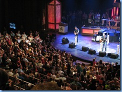 9889 Nashville, Tennessee - Grand Ole Opry radio show - Josh Turner & accompaniment