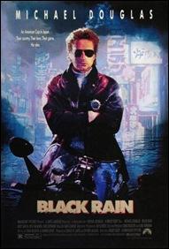 Black Rain - poster