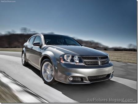 Dodge Avenger RT 5