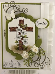 JInk Cross Flower April Blog Hop