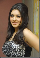 sexy hansika sideview