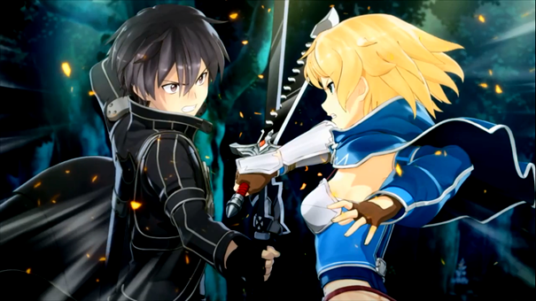 Novo Trailer de Sword Art Online: Hollow Fragment