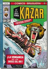 P00007 - Ka-zar #7