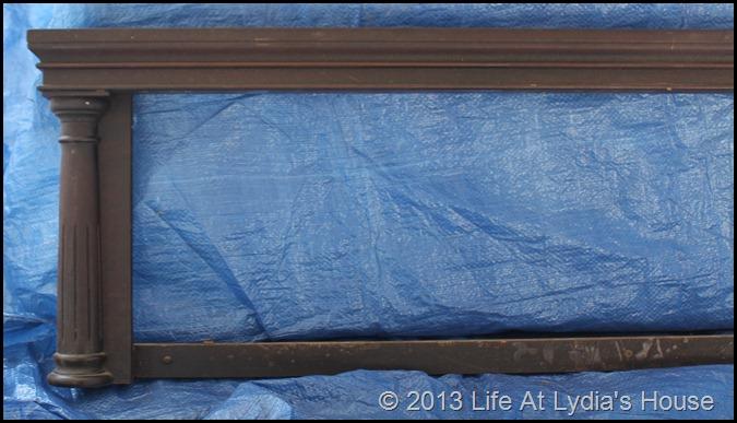 headboard frame 5