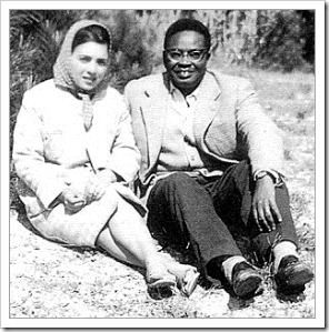 Agostinho Neto e Eugenia Neto (Esposos)