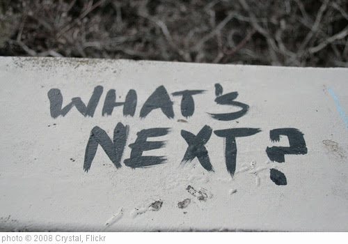 'What's Next?' photo (c) 2008, Crystal - license: https://creativecommons.org/licenses/by/2.0/