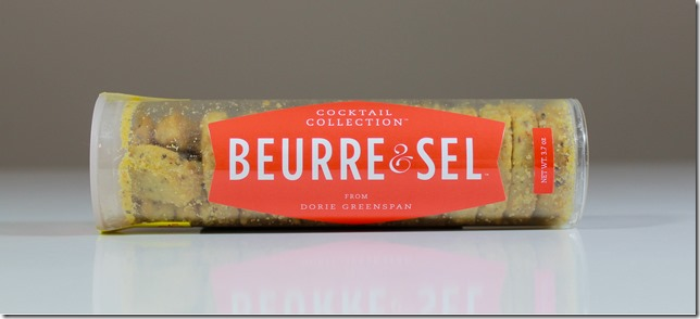 Buerre & Sel Rosemary Parmesan Cookies