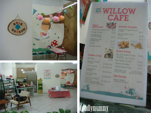 Happy Willow 9 cafe