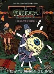 P00024 - La Mazmorra 24 - Monstruo