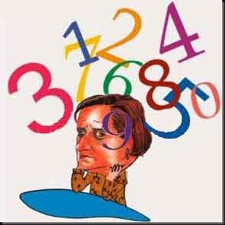 carla pensando em números