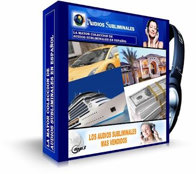 AUDIOS SUBLIMINALES [ Audio CD ] – La mayor colección de audios subliminales con mensajes en español