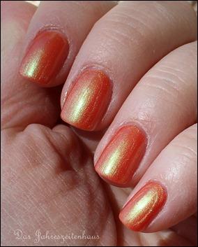 Lackaktion Orange mpk Nails Lachs-effekt 2