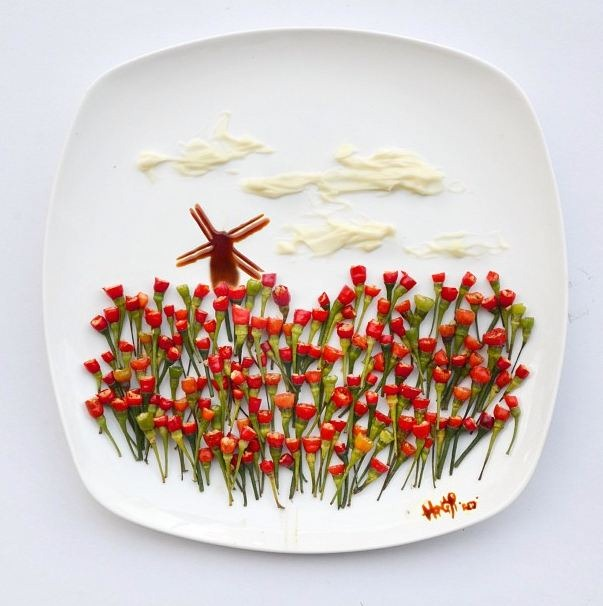 [عکس: hong-yi-food-art-13%25255B3%25255D.jpg?imgmax=800]