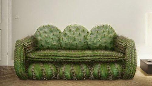 SOFA PÚAS muebles cher