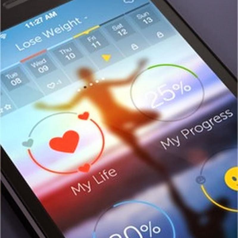 19 increíbles interfaces de aplicaciones móviles hechas para iOS 7