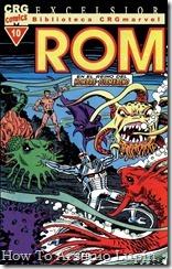 P00010 - ROM - Biblioteca Marvel #10