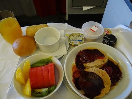 22. Mic dejun - Air France.JPG