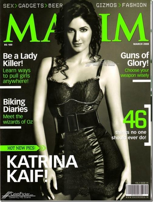 Katrina Kaif Maxim