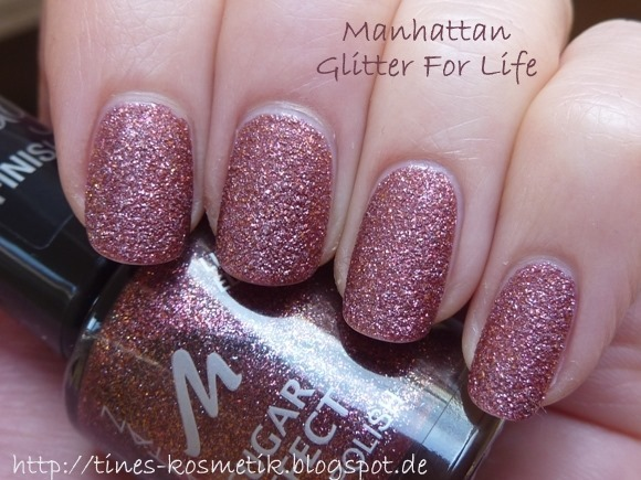 Manhatten Glitter For Life 1